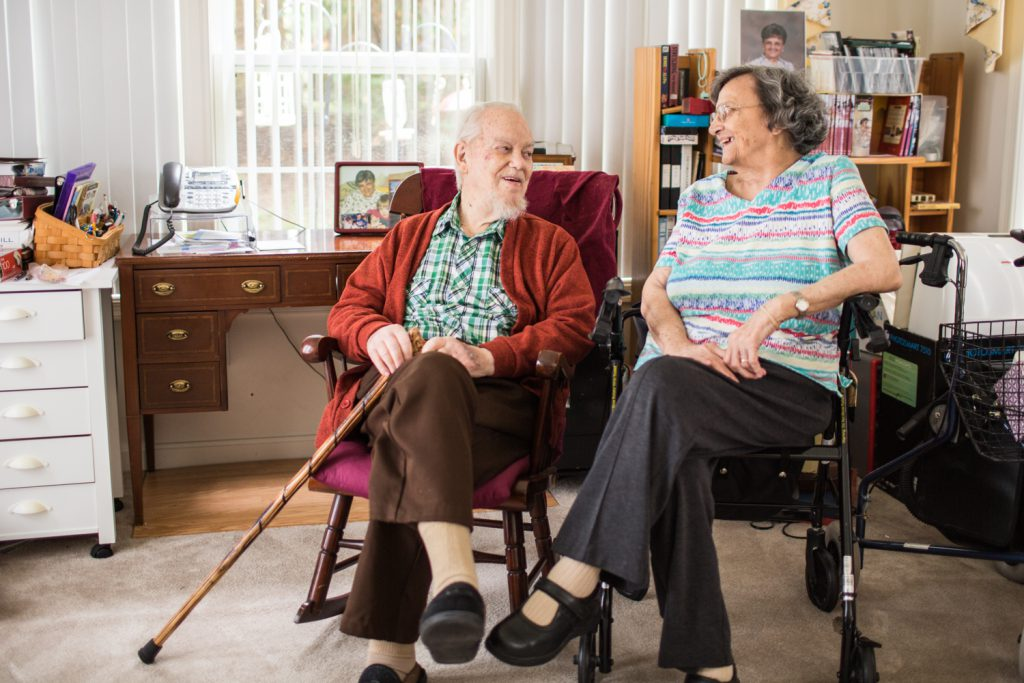 How much does in home care cost?