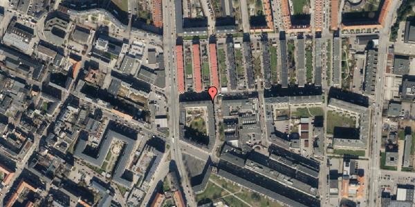 Trafikstøjkort på Bisiddervej 10, 2. tv, 2400 København NV