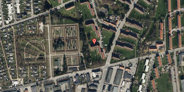 Trafikstøjkort på Arnold Nielsens Boulevard 46, 2. tv, 2650 Hvidovre