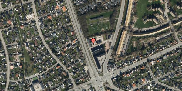 Trafikstøjkort på Arnold Nielsens Boulevard 130, 2650 Hvidovre