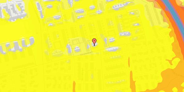 Trafikstøjkort på Hyrdeengen 243, 2625 Vallensbæk