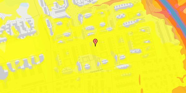 Trafikstøjkort på Hyrdeengen 273, 2625 Vallensbæk