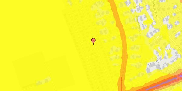 Trafikstøjkort på Hf. Dahlia 31, 2650 Hvidovre