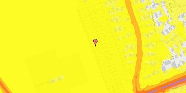 Trafikstøjkort på Hf. Dahlia 78, 2650 Hvidovre