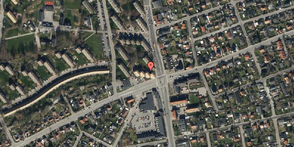 Trafikstøjkort på Hvidovrevej 336B, 2. tv, 2650 Hvidovre