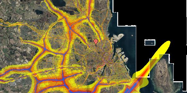 Trafikstøjkort på Blytækkervej 6, 3. , 2400 København NV