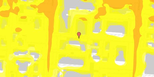 Trafikstøjkort på Hammerholmen 39I, 2650 Hvidovre
