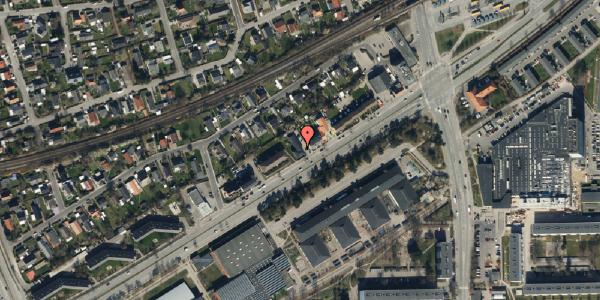 Trafikstøjkort på Gammel Køge Landevej 376A, 2650 Hvidovre