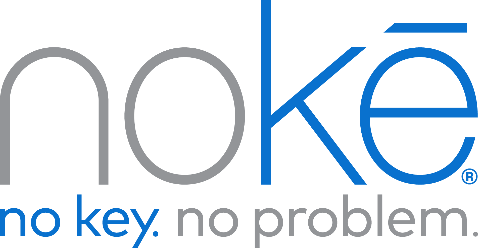 Nokē logo With Tag Line