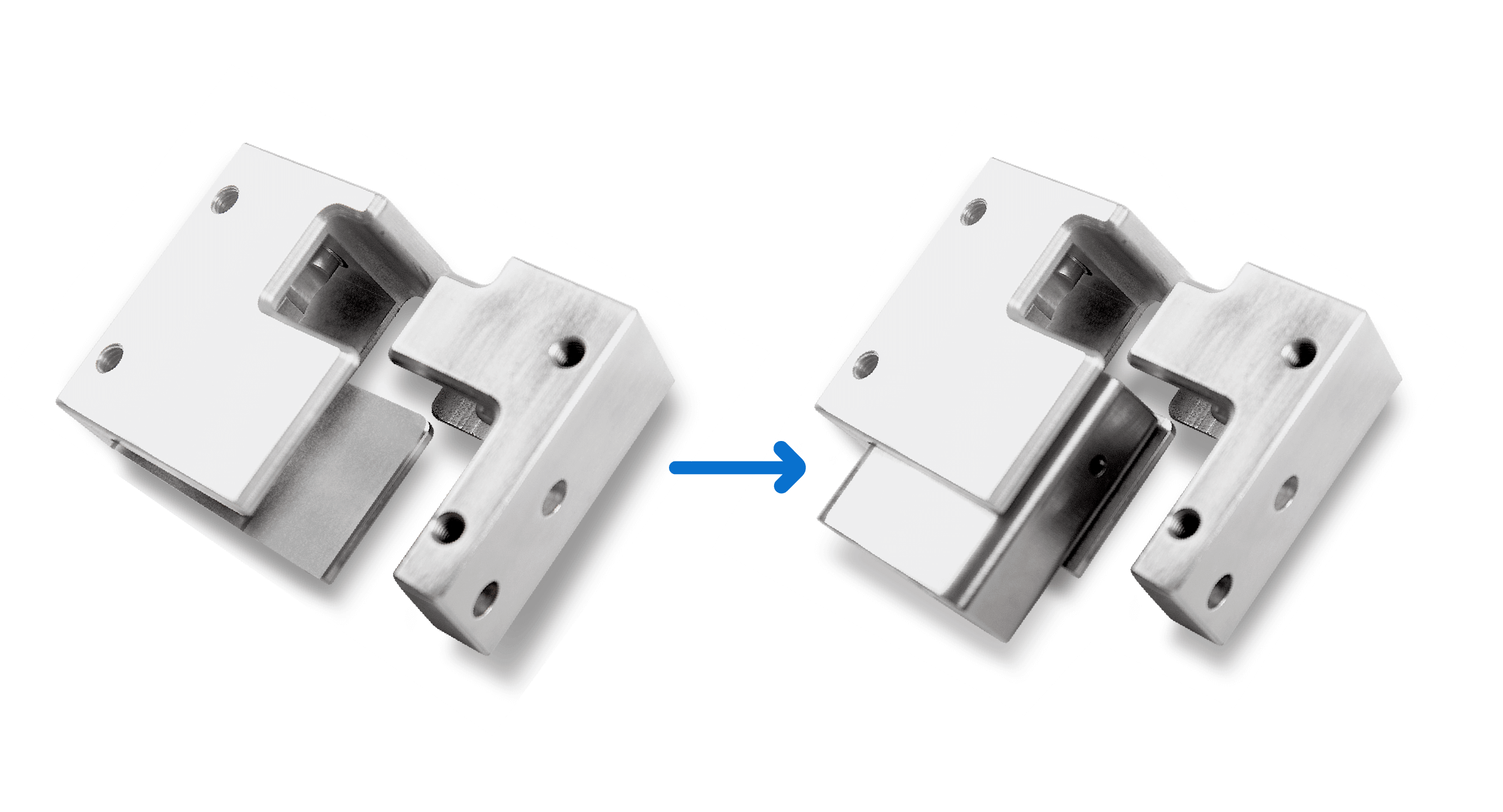 Nokē Lock Block Insert HD Lock
