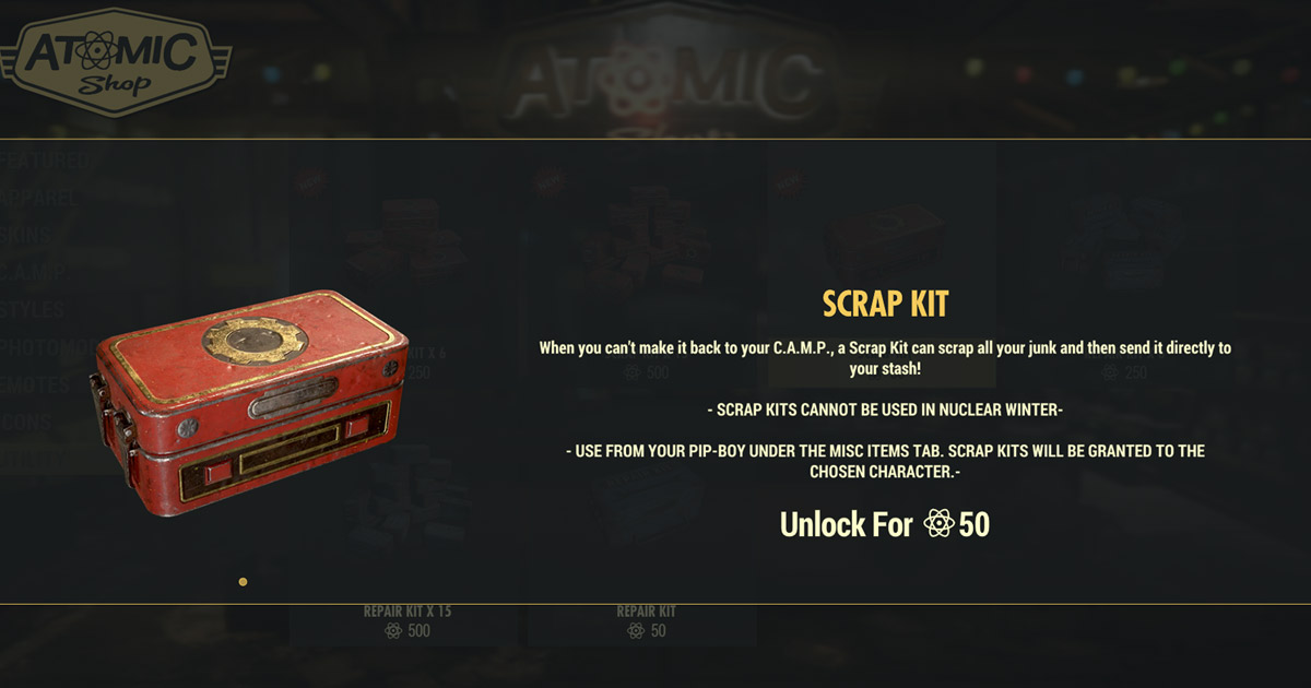 Has Fallout 76 become pay to win?