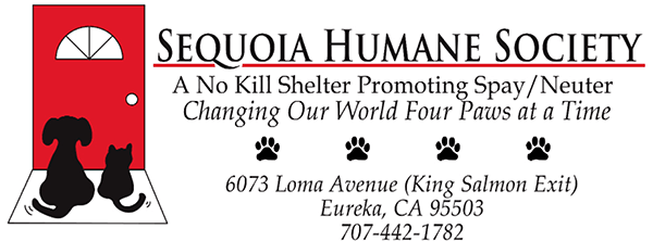 Sequoia Humane Society - Eureka, CA