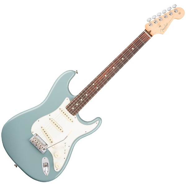 undefined Guitare Electrique Fender American Professional Stratocaster - Sonic Gray