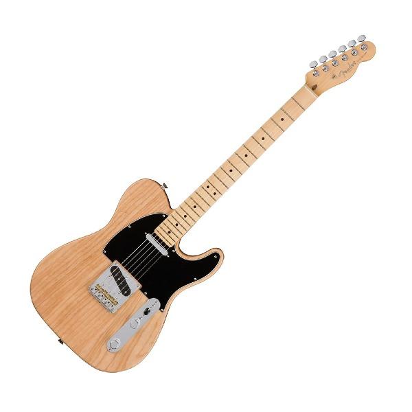 undefined Guitare Electrique Fender American Professional Telecaster touche en érable - Naturel