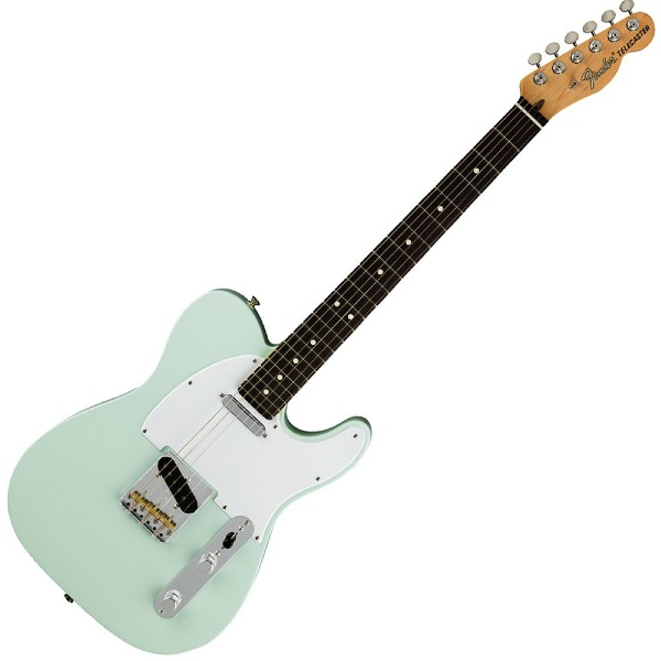 undefined Guitare Electrique Fender American Performer Telecaster - Satin Sonic Blue