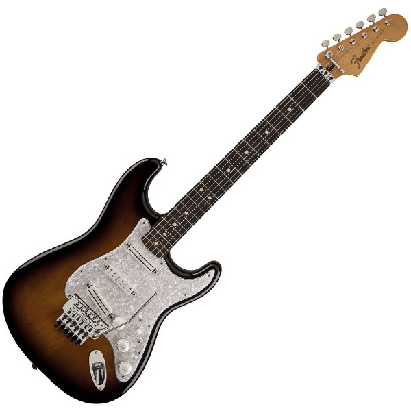 undefined Dave Murray Fender Stratocaster HHH, 2-Colour Sunburst, érable