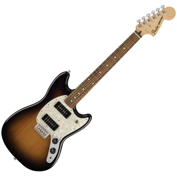 undefined Guitare Electrique Mustang, 2 Tone Sunburst Fender 014-4033-503