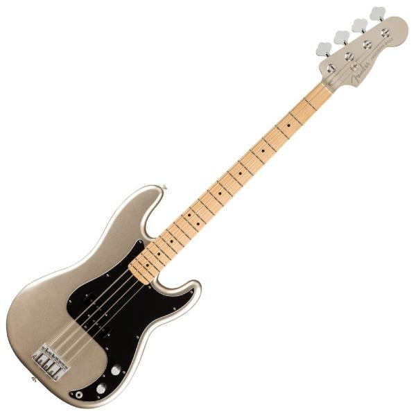 undefined Basse Fender Precision 75ème anniversaire, touche en érable - Anniversaire de diamant