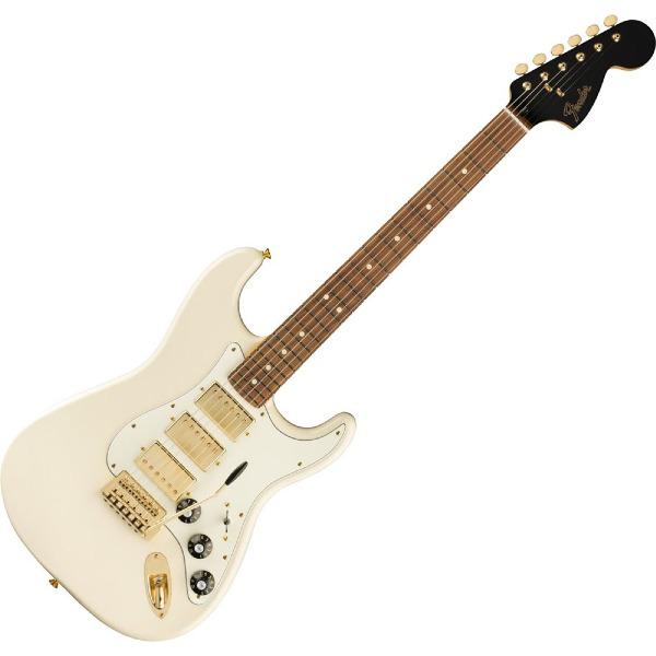 undefined Guitare Electrique Blacktop Stratocaster , édition limitée HHH - Olympic White Fender 014-7902-505