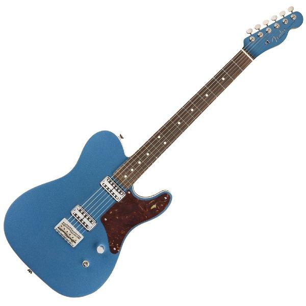 undefined Guitare Electrique Telecaster Cabornita Edition Limitée, RW FB, Lake Placid Blue Fender 017-0148-702