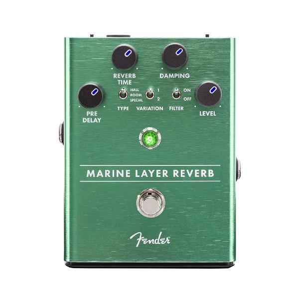 undefined Pédale Reverb Marine Layer Fender 023-4532-000
