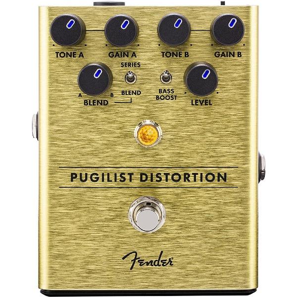 undefined Fender Pédale de distorsion Pugilist