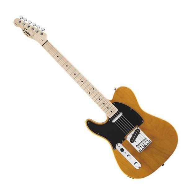 undefined Guitare Électrique Telecaster Affinity Series - Butterscotch Blonde (gauchère) Squier 031-0223-550
