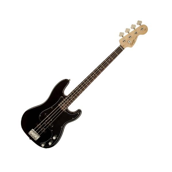 undefined Squier Affinity Series Precision Bass PJ, touche en laurier, noire