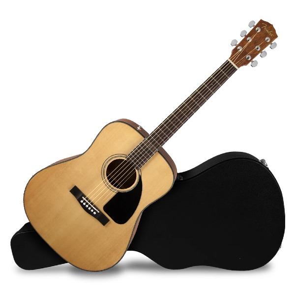 undefined Guitare Acoustique Dreadnought CD-60 Naturel Fender 097-0110-221