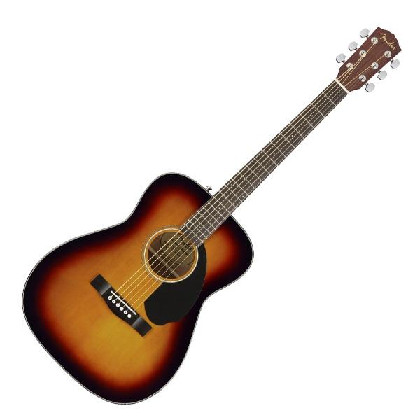 undefined Guitare acoustique FENDER Concert Classic Design CC-60S - 3 couleurs Sunburst
