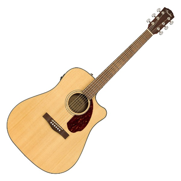 undefined Guitare electro-acoustique dreadnought CD-140SCE sunburst Fender 097-0213-321