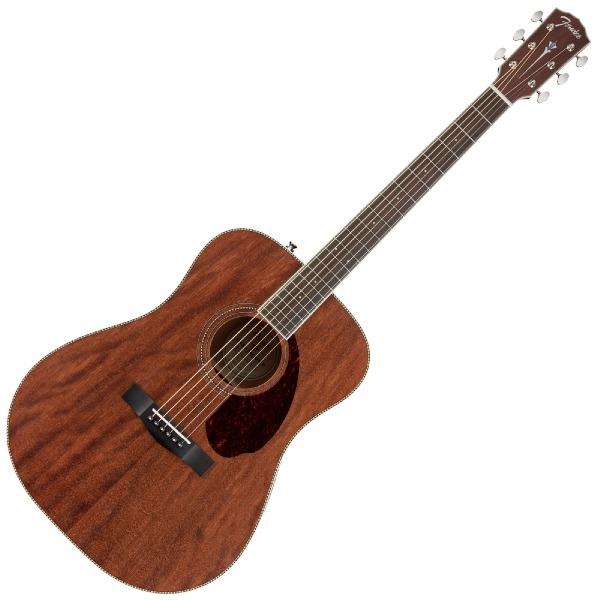 undefined Guitare acoustique dreadnought paramount acajou Fender 097-0310-322