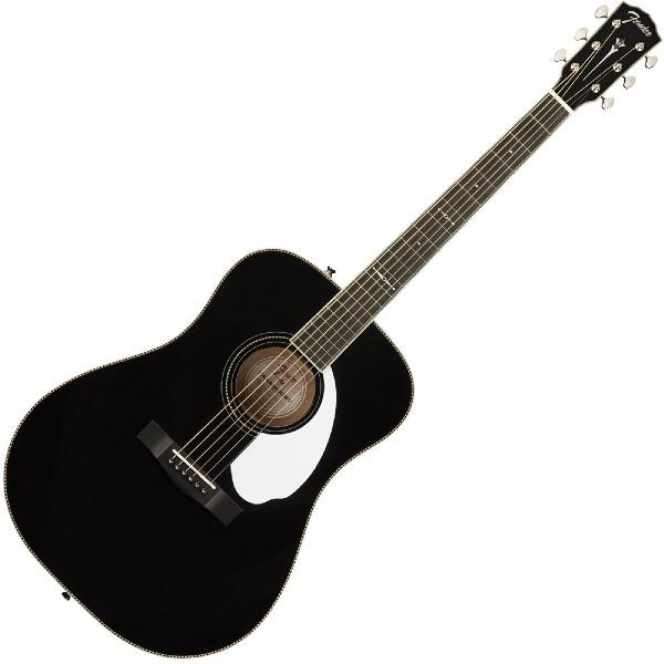 undefined Guitare Accoustique FENDER - PM-1 Dreadnought Édition Limitée - Noire