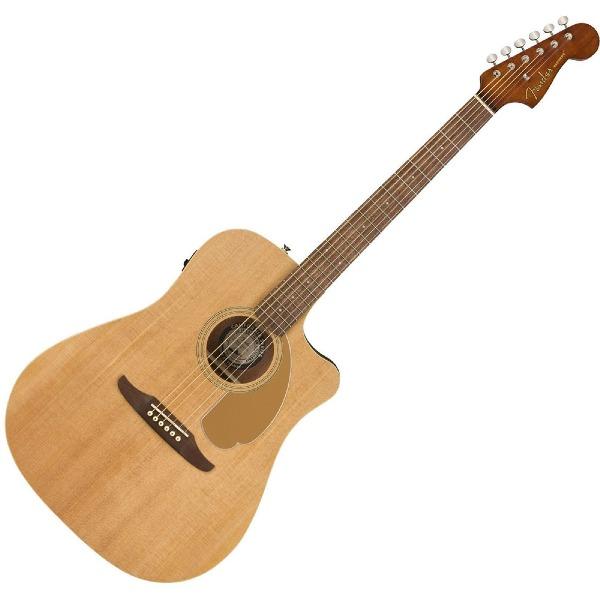 undefined Guitare Fender Redondo Player - Naturel