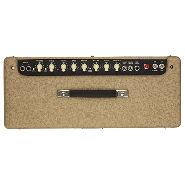 undefined  Amplificateur Tan Governor Edition limitée Fender Hot Rod Deluxe IV 2019