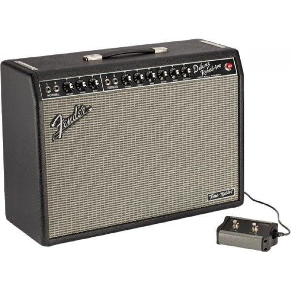 undefined Amplificateur Fender Tone Master Deluxe Reverb 100W 1x12 Pouces