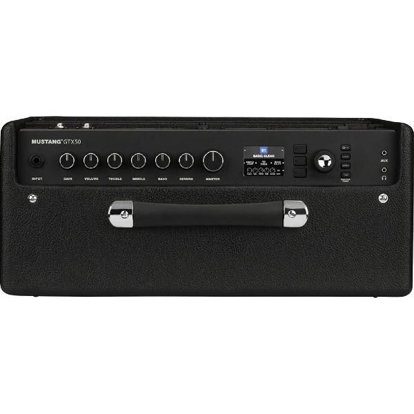 undefined Amplificateur combo pour guitare Fender Mustang GTX50 1x12