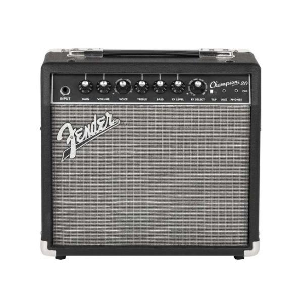 undefined Amplificateur guitare électrique Champion 20 avec effets Fender 233-0200-000