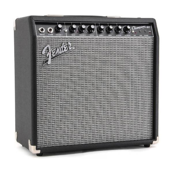 undefined Ampli de guitare Fender Champion 40