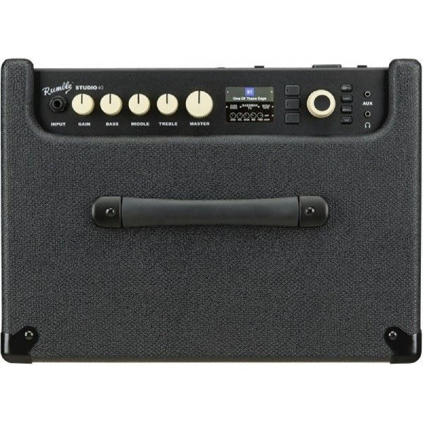 undefined  Amplificateur de Basse Fender Rumble Studio 40, Bluetooth- Noir