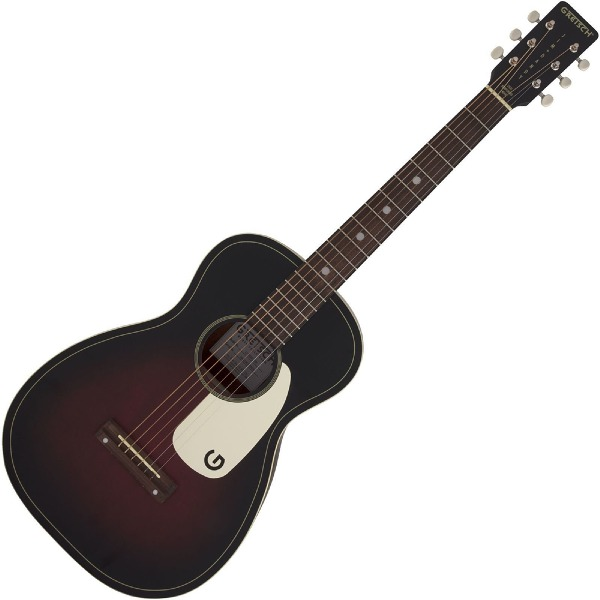 undefined Guitare acoustique parlor signature Jim Dandy noir G9500 Gretsch 270-4000-503