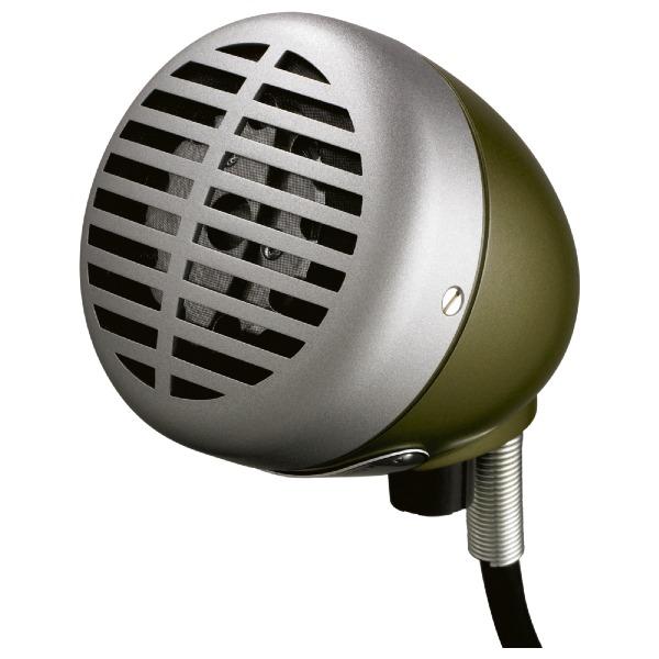 undefined microphone d'harmonica de référence Shure 520DX