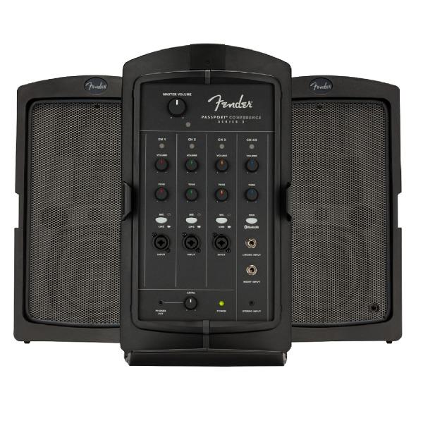undefined Système de sonorisation portable amplifié Fender Passport Conference Series 2