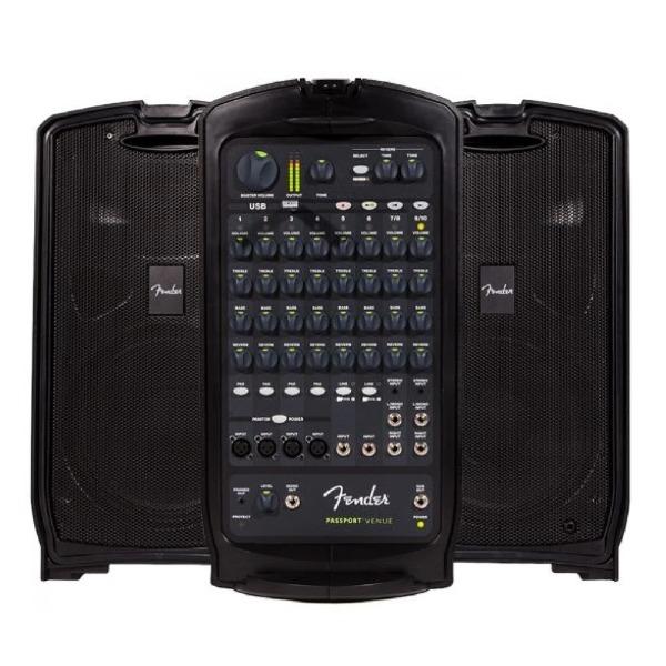 undefined Ensemble de sonorisation portatif Fender Passport VENUE 600 Watt