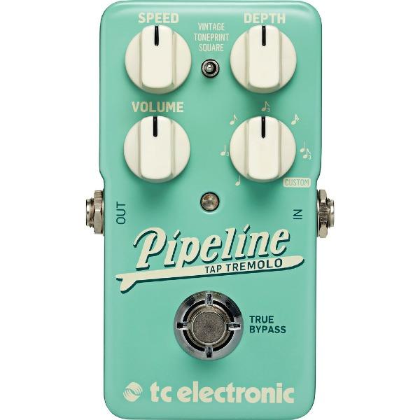 undefined Pédale Pipeline Tap Tremolo TC Electronic 960826001