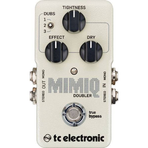 undefined Pédale TC Electronic Mimiq Doubler