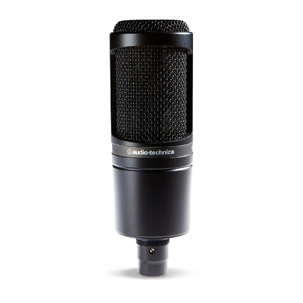 undefined Microphone à condensateur Audio-Technica AT2020