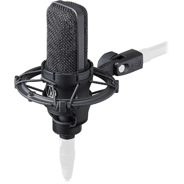 undefined Microphone à condensateur Audio-Technica AT4040