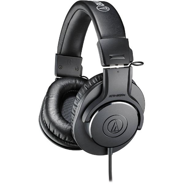 undefined Casque d'écoute de studio fermé Audio-Technica ATH-M20X