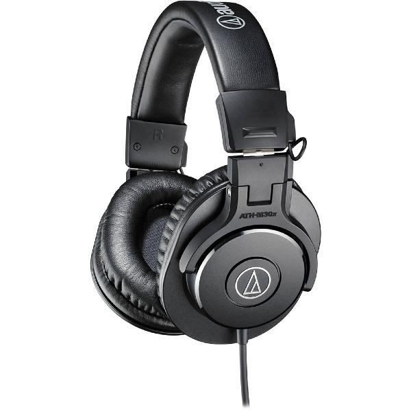undefined Casque d'écoute de studio fermé Audio-Technica ATH-M30X